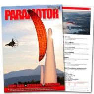 Paramotor Magazine, Issue No27, October - November 2011